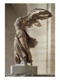 Victoire de Samothrace Lámina giclée