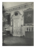 View of Living Expenses of the Grand Trianon - 1900 Giclee Print by Armand Guérinet