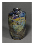 Vase Giclee Print by Louis Comfort Tiffany