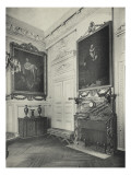 View of Living Expenses of the Grand Trianon, 1900 Giclee Print by Armand Guérinet