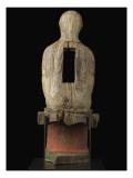 Vierge à l'Enfant en majesté Reproduction procédé giclée