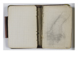 Sketchbook Circa 1865-1870: Folio Virgin Hand Study Giclee Print by William Adolphe Bouguereau