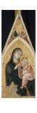 Vierge à l'Enfant Giclee Print by Ambrogio Lorenzetti