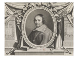 Victor le bouthillier (mort en 1670) Giclee Print by Robert Nanteuil