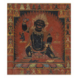 Vajrapani Reproduction proc&#233;d&#233; gicl&#233;e
