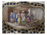 Deux cuvettes à la Mahon en troisième grandeur Giclée-Druck von André Vincent Vieillard