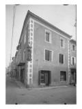Villeneuve De Berg. Birthplace of Olivier De Serres Giclee Print