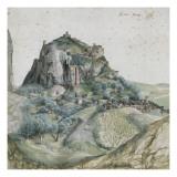 Vue du Val d'Arco Giclee Print by Albrecht Dürer