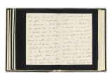 Volume III : Lettre-autographe , (6 juillet 00) Giclee Print by Etienne Moreau-Nelaton
