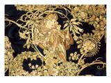 Femme à la marguerite Impression giclée par Alphonse Mucha