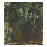 Saule pleureur Giclee Print by Claude Monet