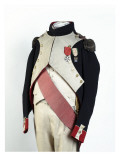 Uniform of a Colonel of Foot Grenadiers of the Guard Giclee Print