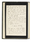 Volume Iii: Letter-Autograph, Fere, This 20 Xbre 96 Giclee Print by Etienne Moreau-Nelaton