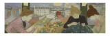 Panneau décoratif provenant du Palais de la décoration à l'Exposition unive Giclee Print by Théophile Alexandre Steinlen
