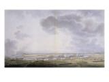 Relation de la bataille de Marengo présentée à l'Empereur sur le champ de b Giclee Print by Antoine Charles Horace Vernet