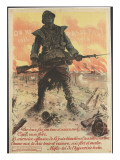 On ne passe pas! 1914/1918 Giclee Print