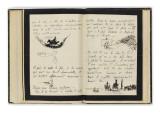 Volume I : Lettre-autographe , Juin 1883 pendant mon second stage au Mans Giclee Print by Etienne Moreau-Nelaton