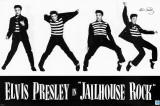 Elvis Presley - Jailhouse Rock Print
