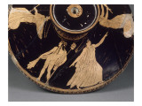 Cover Lékana Red Figures: Pentheus Killed by Maenads Giclee Print