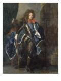 Louis III de Bourbon, 6ème prince de Condé en 1709 (1668-1710) représenté e Giclee Print by Hyacinthe Rigaud