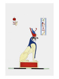 Haroeri Giclee Print by Jean-Fran?s Champollion