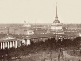 Russia, Admiralty Palace in St. Petersburg Photographic Print