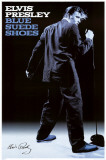 Elvis Presley - Blue Sueded Shoes Posters