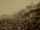 Paris, July 14th 1890 in Longchamp Photographic Print by Brothers Neurdein