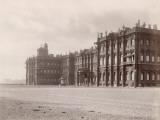 Russia, Entrance of the Winter Palace in St. Petersburg Photographic Print