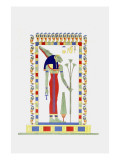 Neith, Motor Reproduction procédé giclée par Jean-Fran?s Champollion