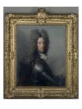 Maximilien-Emmanuel II, duc et électeur de Bavière (1662-1726), gouverneur des Pays-Bas espagnols Giclée-Druck von Joseph Vivien