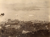 Hong Kong and Kowloon Bay (China) Photographic Print