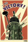 Doctor Who - To Victory Psters