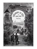 "Jules Verne, ""Keraban the Inflexible"", Frontispiece Giclee Print by Jules Verne"