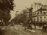 Paris, The Boulevard Des Italiens Photographic Print by Brothers Neurdein