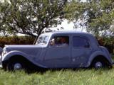 Traction Avant (Front-Wheel Drive) Citroën, Type 7, 1937 Photographic Print