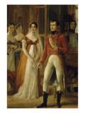 Napoléon Ier reçoit à Saint-Cloud le Senatus-Consulte qui le proclame empereur des Français, 18 Giclee Print by Georges Rouget