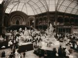 Paris, 1900 World Exhibition, Sculptures of the Grand Palais Photographic Print