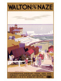 Walton on Naze Giclee Print