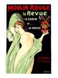 Moulin rouge Impression giclée par Gabriel Deluc