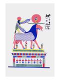 Amon Ra Giclee Print by Jean-Fran?s Champollion
