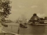 Paris, 1900 World Exhibition, The Pavillon Du Creusot Photographic Print by Brothers Neurdein