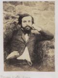 François-Victor Hugo Photographic Print