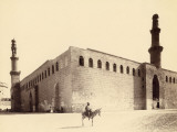 Little Kalaoum Citadel in Cairo (Egypt) Photographic Print by Jean-Pascal Sebah