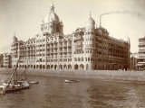 Taj Mahal Hotel in Bombay (India) Photographie