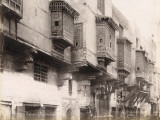Wooden Balconies (Moucharabieh) in Cairo (Egypt) Photographic Print