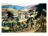 Royal Deeside Giclee Print by James McIntosh Patrick