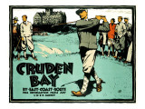 Cruden Bay Giclee Print by Austin Cooper