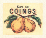Eau-De-Coings Poster