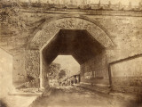 Gate at Chu Yung Kwan (China) Photographic Print by John Thomson